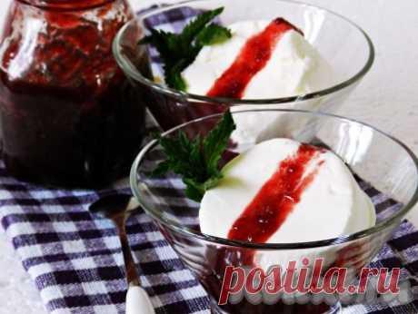 Конфитюр из вишни без косточек - 9 пошаговых фото в рецепте