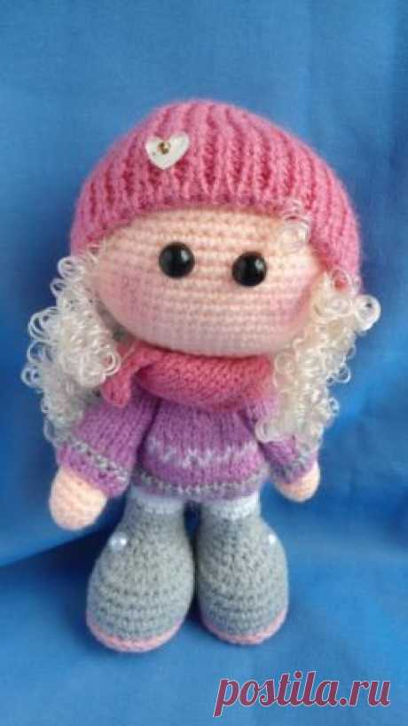 Карамелька - Мои любимки - Галерея - Форум почитателей амигуруми (вязаной игрушки)