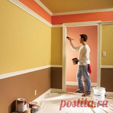Как сэкономить на покраске стен: 5 лайфхаков от мастера