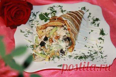 Подборка салатов - готовимся к Новому году!