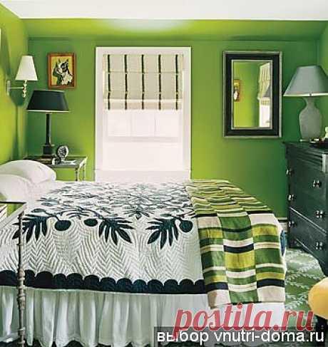 Сочетание цветов в интерьере на фото - Декорирование - Внутри дома