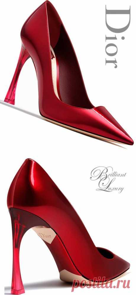♦Dior High Heels Fall 2015-16