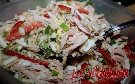 9 вкусных и красивых салатов к празднику