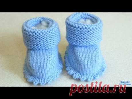 """BOOTEES SPOKES FOR THE NEWBORN (0-3 MONTHS) THE SET: THE PLAID OF \""""BLU CLASSICO\"""", THE CAP WITH EARS AND BOOTEES"""