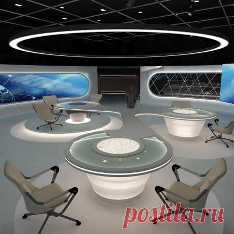 3D Model Store.  3d Virtual TV Studio Sets.   3d Virtual sets that are required for any modern show for TV channels   Professional 3D models ready to be used in CG projects, film and video production, animation, visualizations, games, VR/AR, and others. Assets are available for download in many industry-accepted formats including MAX, OBJ, FBX, 3DS, STL, C4D, AEP, BLEND, MA, MB and other.