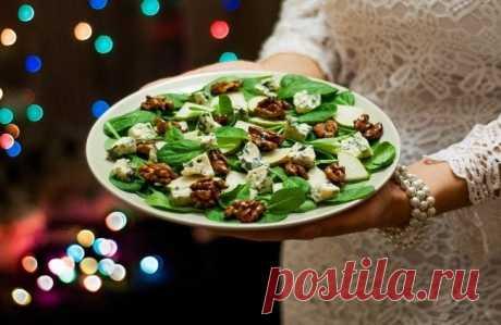 Новые рецепты модных и вкусных салатов
