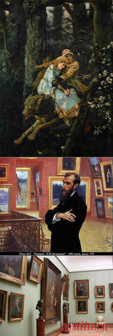 The interesting facts from Victor Mikhaylovich Vasnetsov's creativity   Art