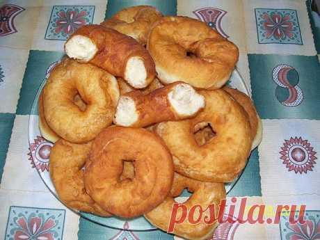 пончики воздушные и оооочень вкусные))))) | 4vkusa.ru