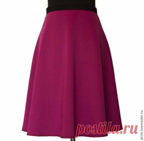 Pattern of a summer skirt in 10 minutes \u000d\u000a\u000d\u000aFor this purpose it will be necessary for you:\u000d\u000a\u000d\u000aPaper on which we will draw a pattern (any though the newspaper).\u000d\u000aCentimeter to measure a waist grasp.\u000d\u000aSimple pencil.\u000d\u000aRuler.\u000d\u000aScissors.\u000d\u000aFor a start it is necessary for us izmer …