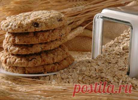 Овсяное печенье: рецепт полезной выпечки - tochka.net