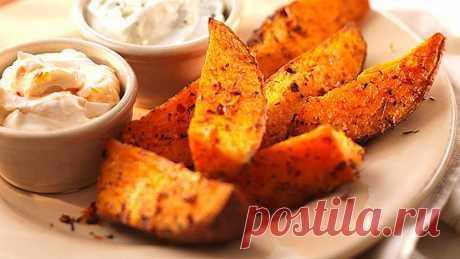 «Лучше, чем в Mc Donalds» запеченная картошка – простой и вкусный рецепт   Кинокулинария   Яндекс Дзен