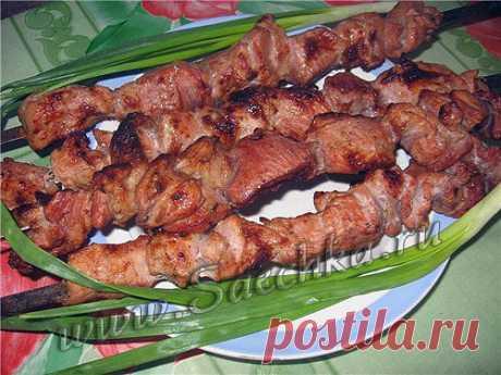 Шашлык домашний | Saechka.Ru - рецепты с фото