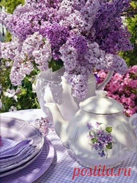Вкусного завтрака, солнечной погоды и прекрасного настроения вам !