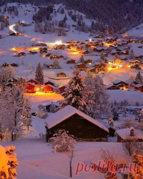 Гриндельвальд , Швейцария