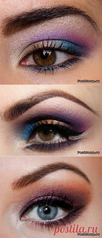 Идеи и мастер-классы макияжа