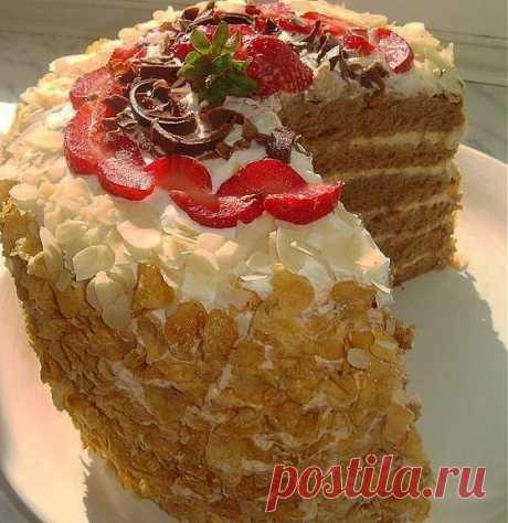 Торт Амадеус-вкуснятина! | Готовим вместе