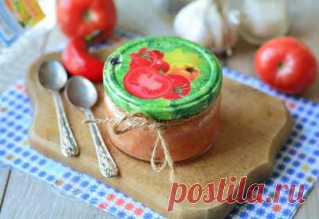 Закуска из хрена с болгарским перцем — Sloosh – кулинарные рецепты
