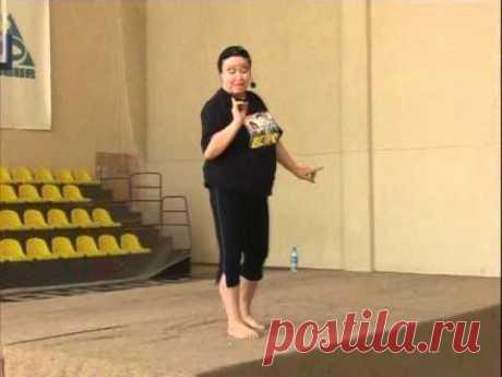 Светлана Баева: Секреты техники арабского танца