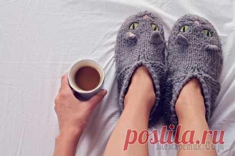 Простые рецепты и советы от «холодных ног»