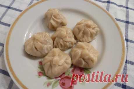 Бууз из мяса рецепт с фото пошагово - 1000.menu