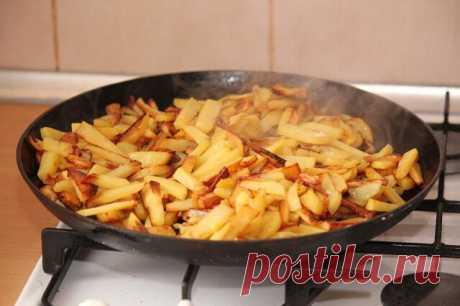 Asamos las patatas correctamente. Con la corteza rozagante.