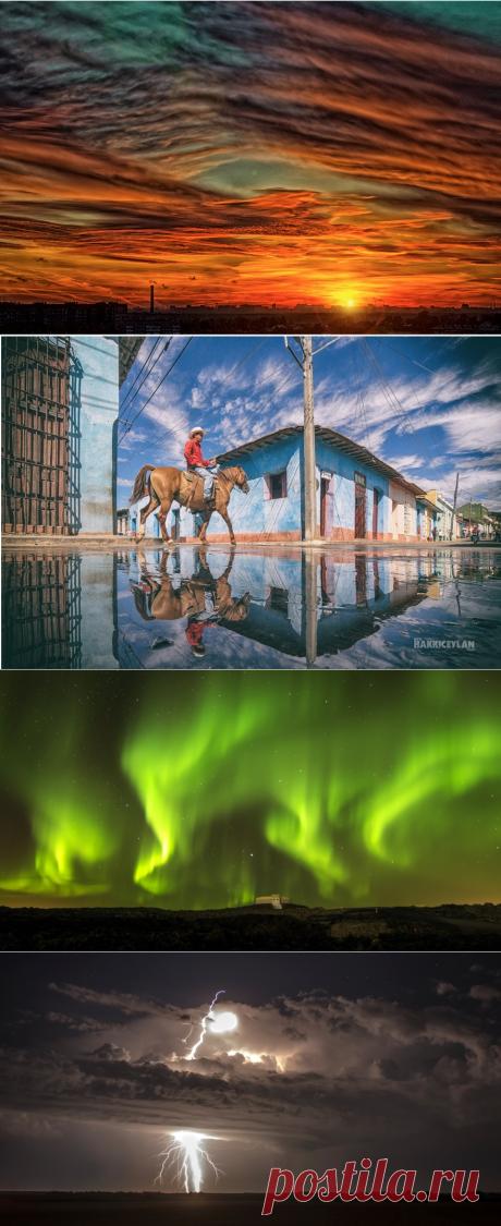 17 фотографий, которые взрывают мозг и без фотошопа • НОВОСТИ В ФОТОГРАФИЯХ