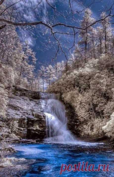 angelillo — Waterfall, North Carolina ,USA.