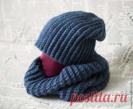 Как вязать шапку Бини крючком — пошаговый мастер класс | Вязание Шапок - Модные и Новые Модели