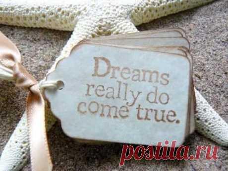 Dreams really do come true - ♥★