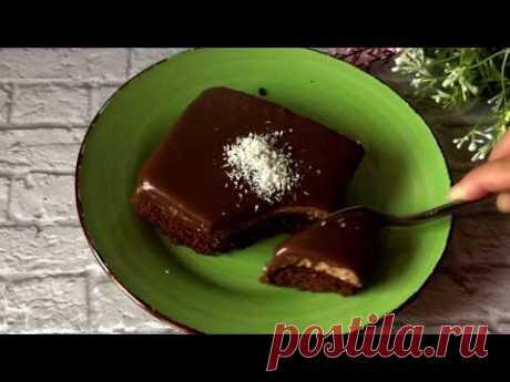 Турецкий Шоколадный Торт!!! Вы Должны его Попробовать - YouTube
