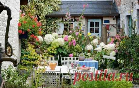 16 классных идей для маленького сада — INMYROOM