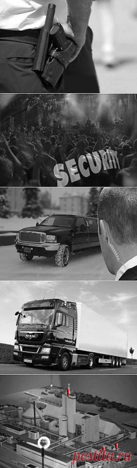 Услуги охраны, охрана предприятий, физическая охрана, личная охрана