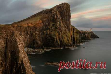 Остров Скай, Шотландия. Автор фото: rvs2004 photo.