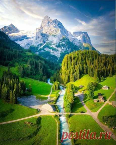 Бернское нагорье, Швейцария