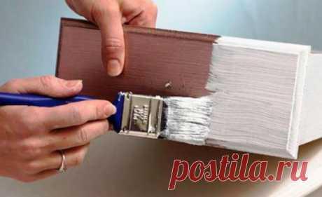 Частые ошибки при использовании водоэмульсионной акриловой краски