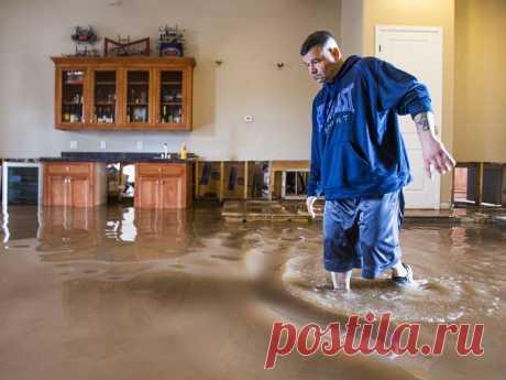 Акт о затоплении квартиры соседями: правила оформления, сроки, образец