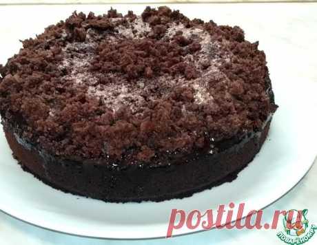 Шоколадный простой пирог – кулинарный рецепт