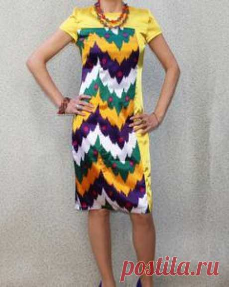 """""""Evelyn"""" Casual Summer Cocktail Dress by Band of Tailors"""