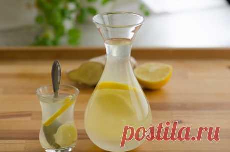 Имбирный напиток: какие плюсы он несёт вашему организму | В мире интересного