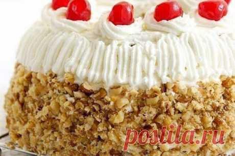 Торт «Маша» — Женская страничка