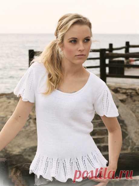 Вязаная блуза Pretty