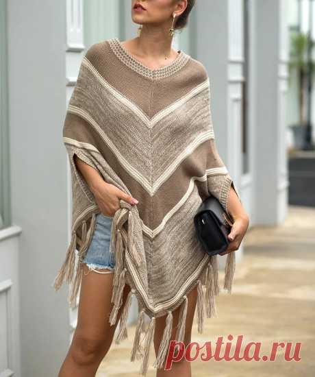Уникальный вязаный кардиган в полоску, зимний теплый женский шарф, женское одеяло большого размера с кисточками, пончо, накидка, шаль, свитер