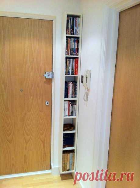 Как грамотно организовать угловое пространство
