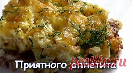 Безумно вкусный картофель по-королевски - Супер шеф