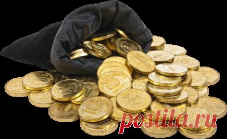 Сильный ритуал на обретение богатства / Мистика