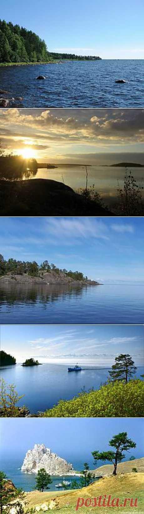 (+1) сообщ - Удивительное Ладожское озеро | УДИВИТЕЛЬНОЕ