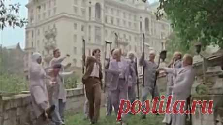 Танцуют все 2 (Микс ПЕСНЯ ФРАГМЕНТЫ танцев из советских фильмов)