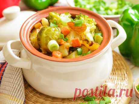 Вкусное рагу из овощей: 3 лучших рецепта по версии SMAK.UA - Smak.ua