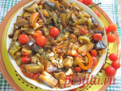 Гивеч молдавский– овощное рагу - Туристический портал Молдовы