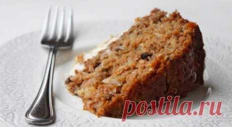 Диетический тортик из овсянки и творога: очень вкусно и полезно